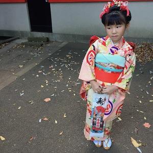 可愛い七五三・オススメヘアスタイル(新日本髪)